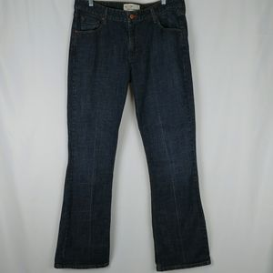 Levi Strauss Low Rise Bootcut Jeans